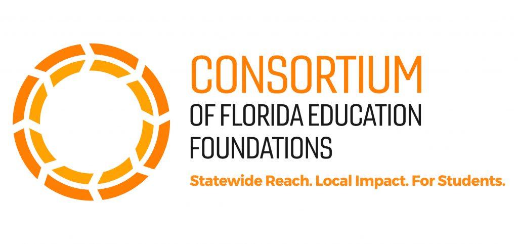 Consortium of Florida Education Foundations Logo
