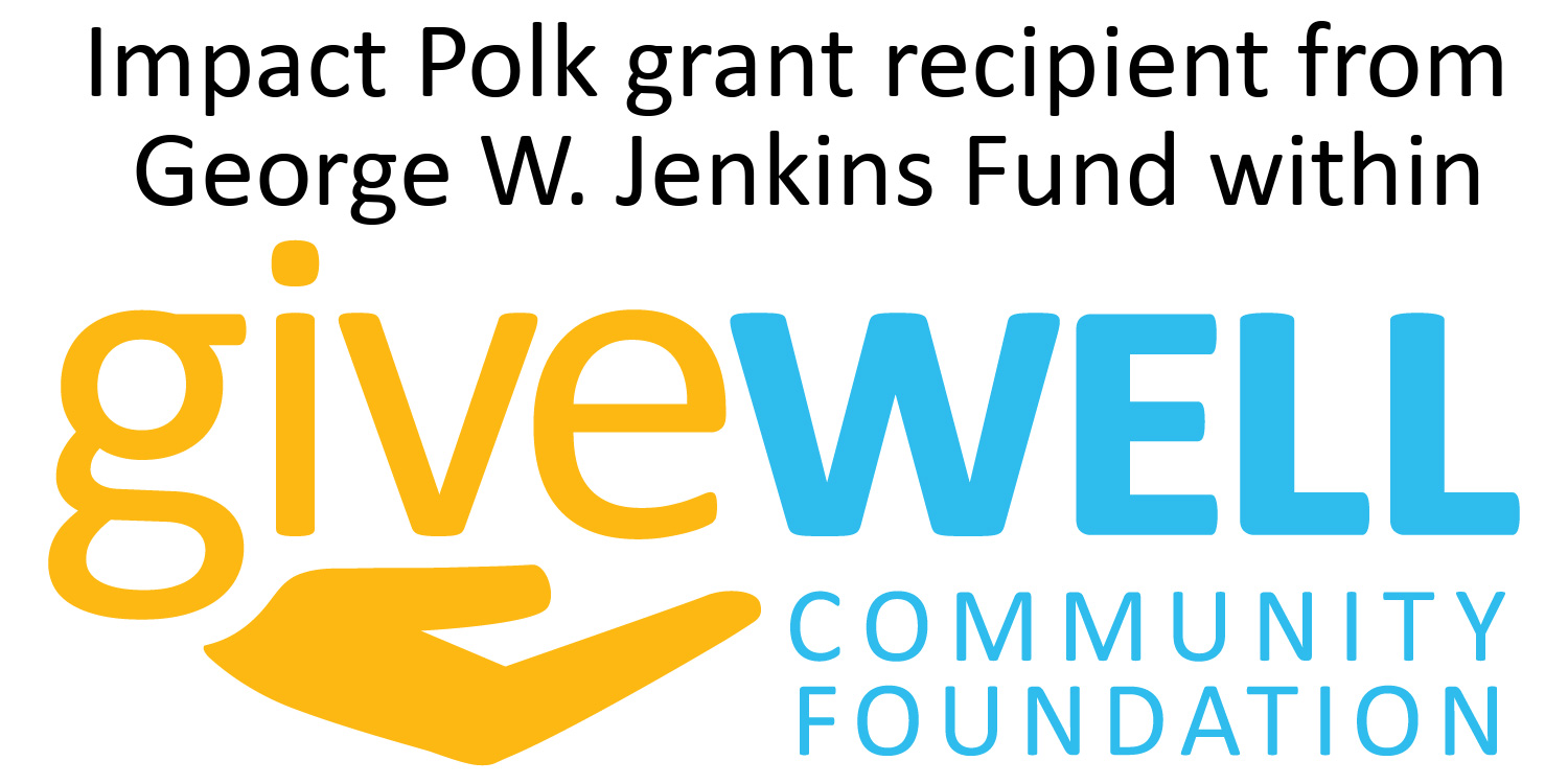 Impact Polk grant recipient from George W. Jenkins Fund within GiveWell Community Foundation Logo