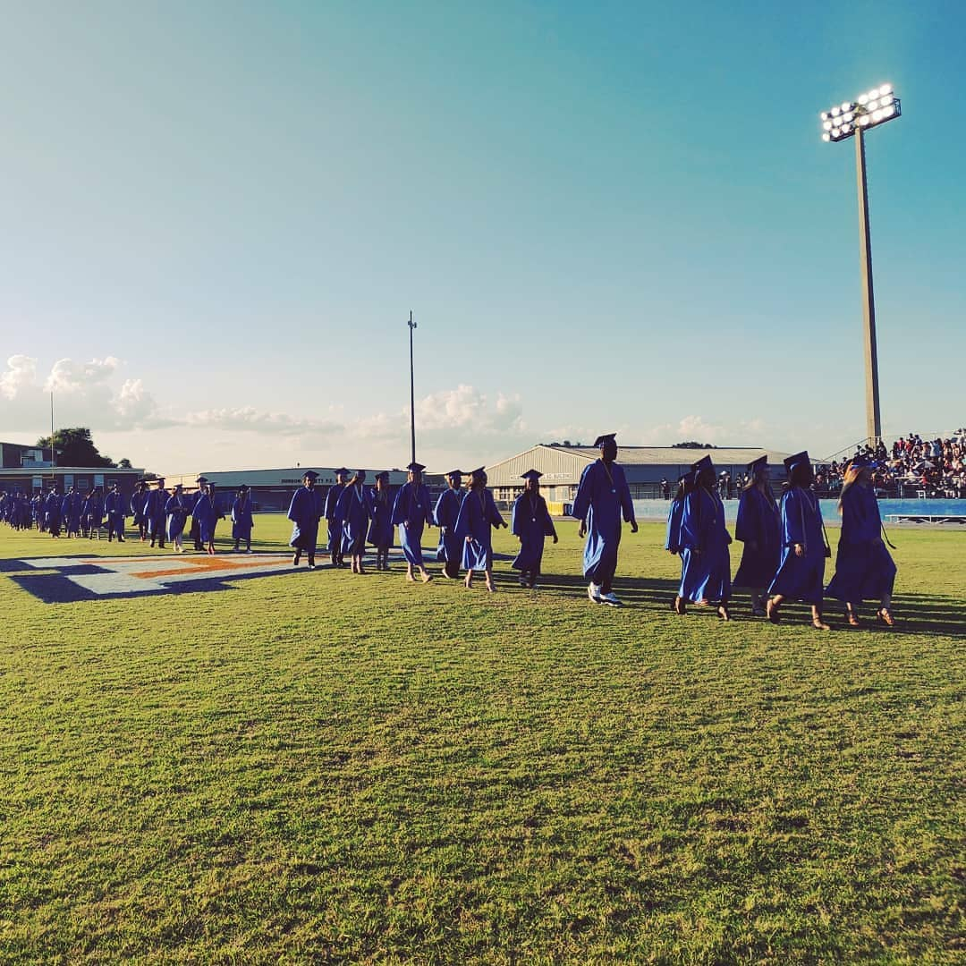 Auburndale High 2019 Graduation Ceremony