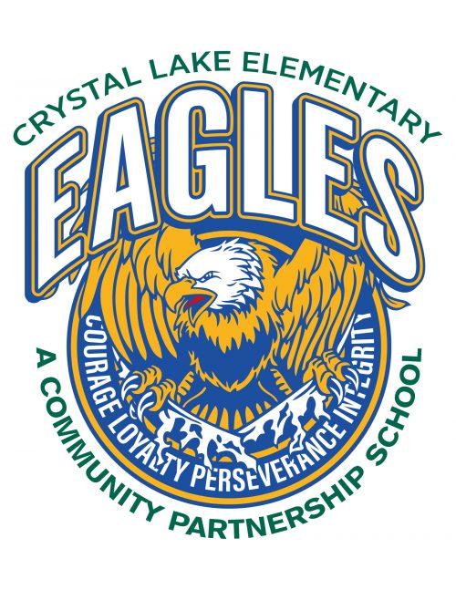 Crystal Lake Elementary logo