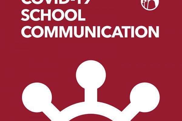 COVID-19 school communication graphic