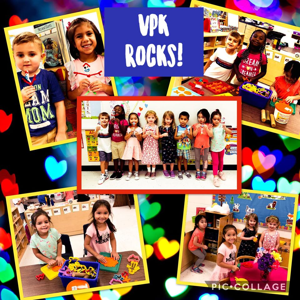 VPK collage