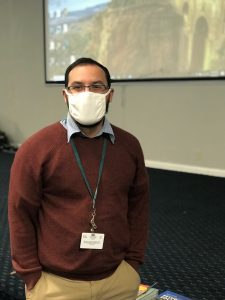 Teacher Carlos Alexis Lugo