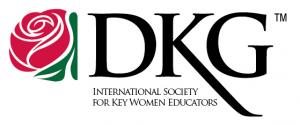 Delta Kappa Gamma full logo