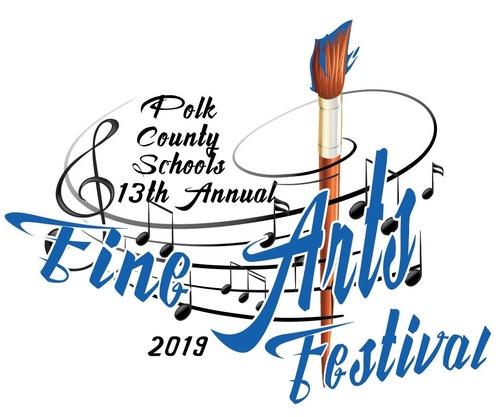 Fine Arts Festival logo