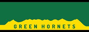 Highland City Green Hornets Logo