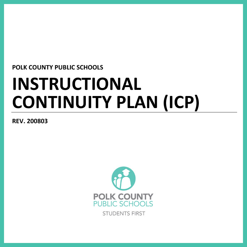 PCPS Instructional Continuity Plan