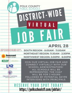 Job fair complete flyer