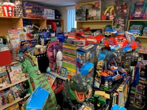 """PCPS social workers gathering donated toys for """"Joy Boxes"""" for students"""