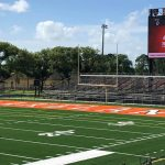 Lakeland High's football stadium