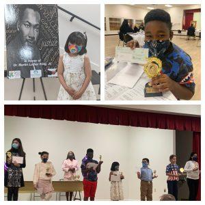 MLK Essay Challenge Winners Collage