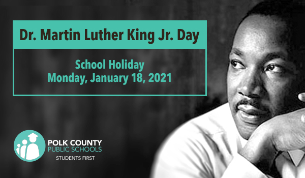 MLK Day graphic