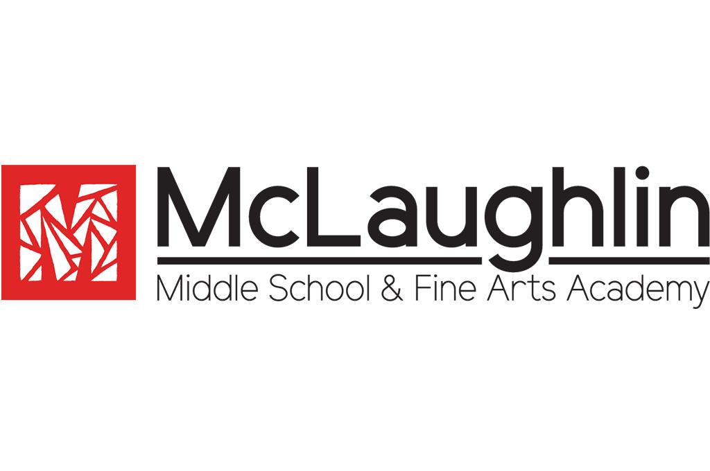 McLaughlin Middle School logo