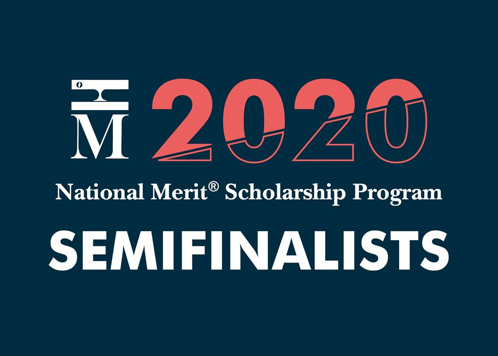 National Merit Semifinalists logo