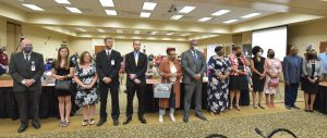 Photo of new PCPS administrators