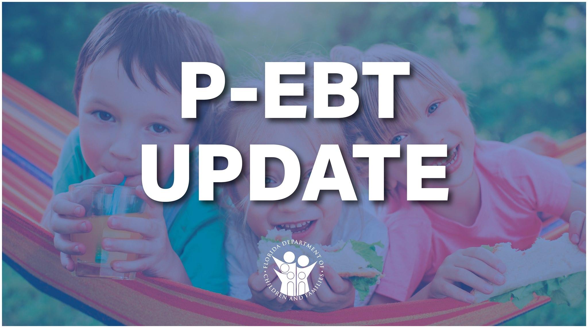 P-EBT update graphic