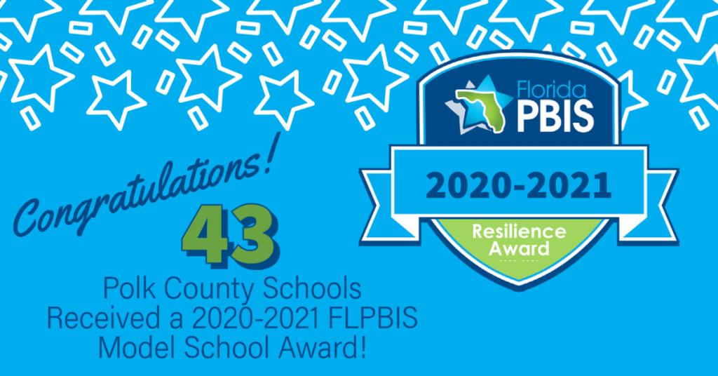 PBIS award graphic