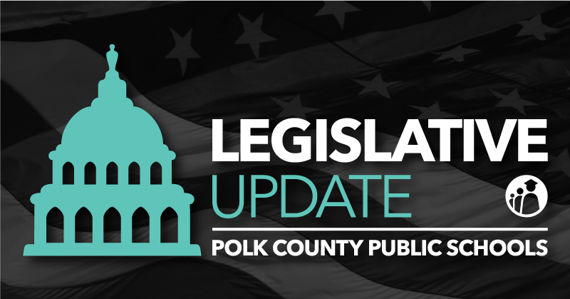 PCPS Legislative Update graphic