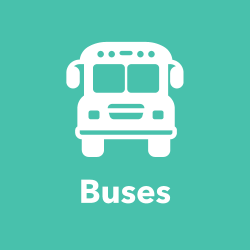 Buses title and icon