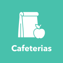Cafeterias title and icon