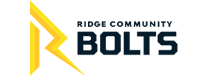 Ridge Community Bolts Logo
