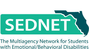 SEDNET - The Mutiagency Network for Students with Emotional and behavioral disabilities logo