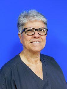 portrait of Cynthia Wimberley, School-Related Employee of the year