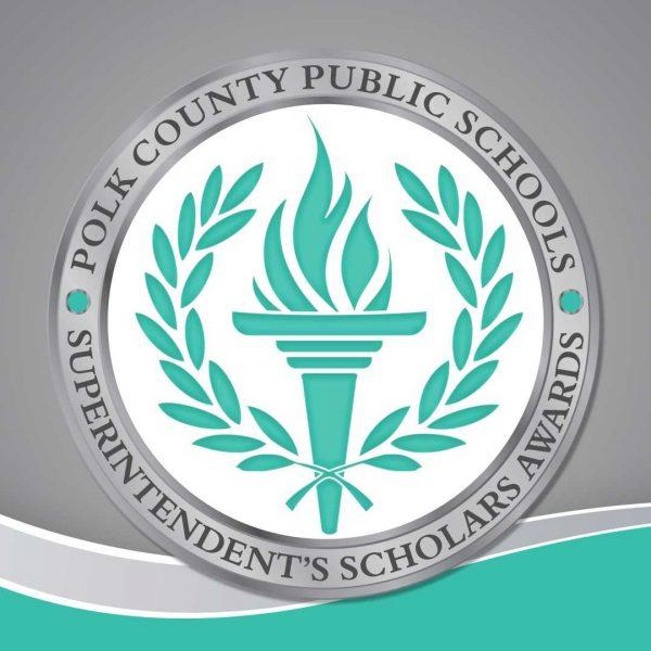 Superintendent's Scholars Awards logo