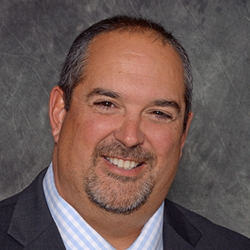 Headshot Photo of Superintendent Heid