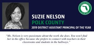 Profile photo of Suzie Nelson from Chain of Lakes Elementary