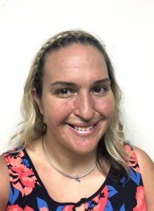 portrait of Jennie Cyran - 2019 Polk County Teacher of the Year