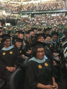 Kathleen High teachers graduating from USF