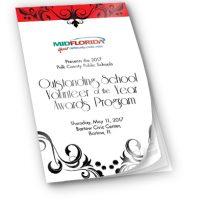 Volunteer of the Year Program Graphic
