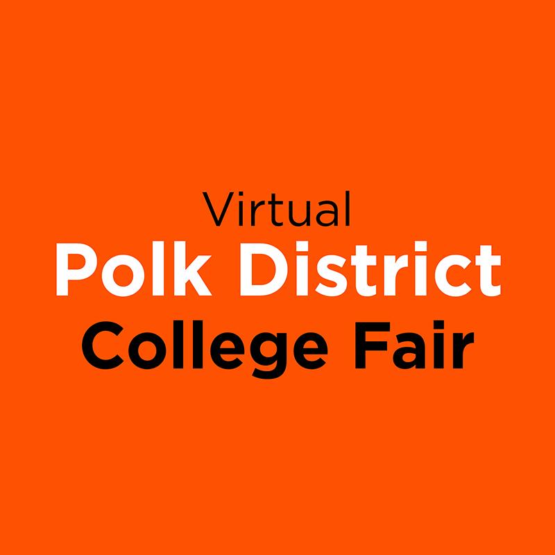 Virtual Polk District College Fair