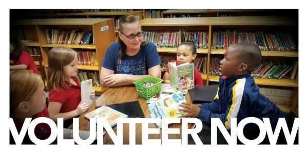 Volunteer Now for Polk County Public Schools