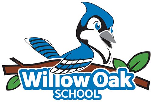 Willow Oak School mascot and logo
