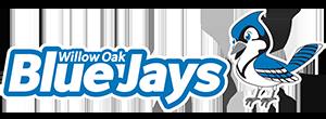 Willow Oak Blue Jays Logo