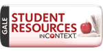 Gale Student Resources in Context logo