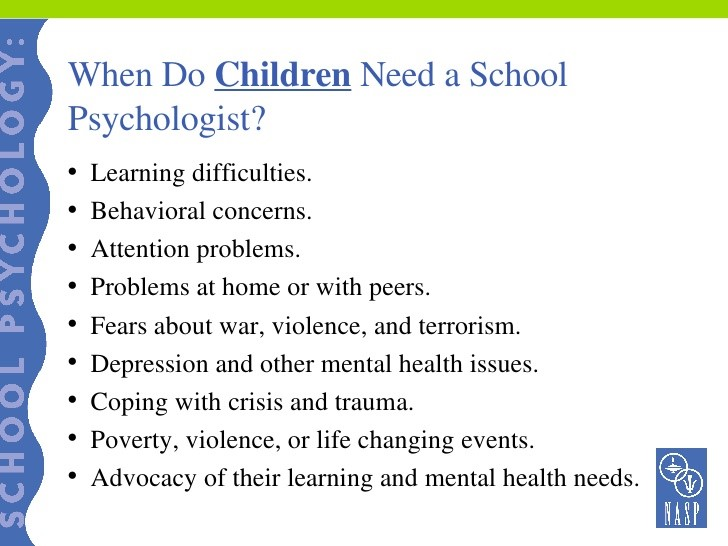 Psychological Services Polk County Public Schools