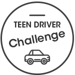 Teen Driver Challenge Icon